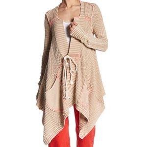 Free People All Washed Out Cardigan NWOT